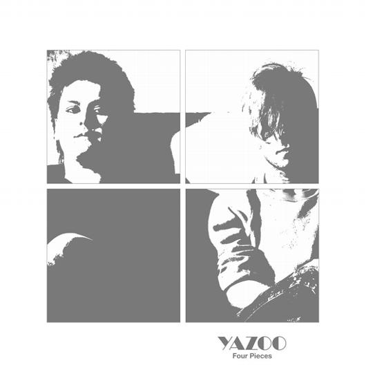 vinyl 4LP YAZOO:Four Pieces - A Yazoo Compendium