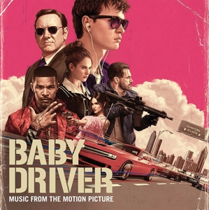 vinyl 2LP BABY DRIVER (soundtrack)