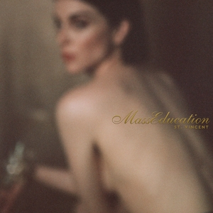 vinyl LP ST. VINCENT Masseducation