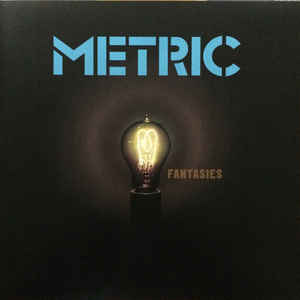vinyl LP METRIC Fantasies