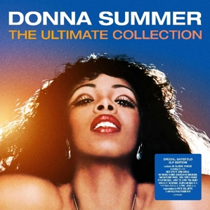 vinyl 2LP DONNA SUMMER The Ultimate Collection