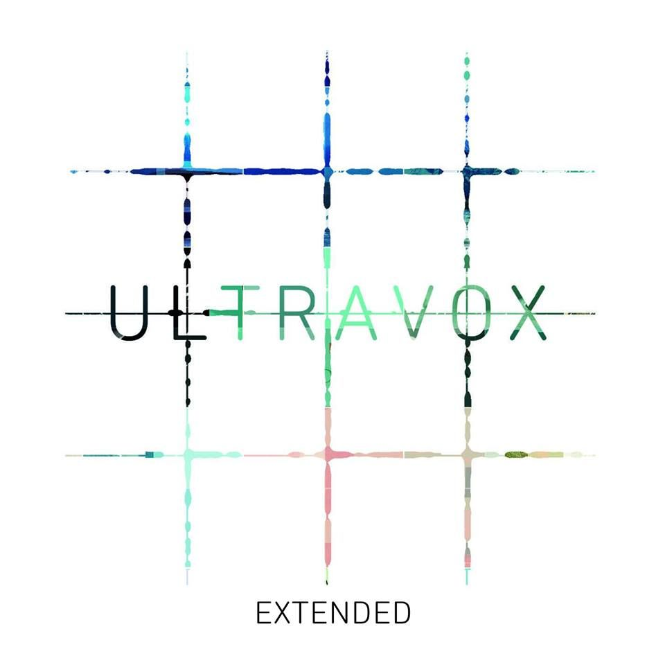 vinyl 4LP ULTRAVOX EXTENDED (LIMITED)