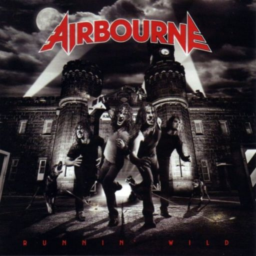 vinyl LP AIRBOURNE Runnin´ Wild (Special Edition)