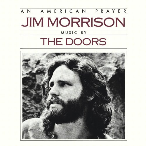 vinyl LP JIM MORRISON & THE DOORS An American Prayer