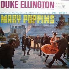 vinyl LP DUKE ELLINGTON Duke Ellington Plays With The Original Motion Picture Score Mary Poppins