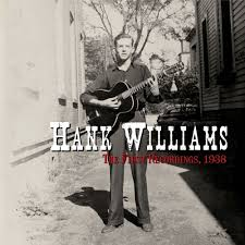 "vinyl 7"" SP HANK WILLIAMS The First Recordings, 1938"
