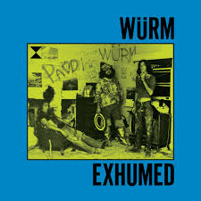 vinyl 2LP WÜRM Exhumed