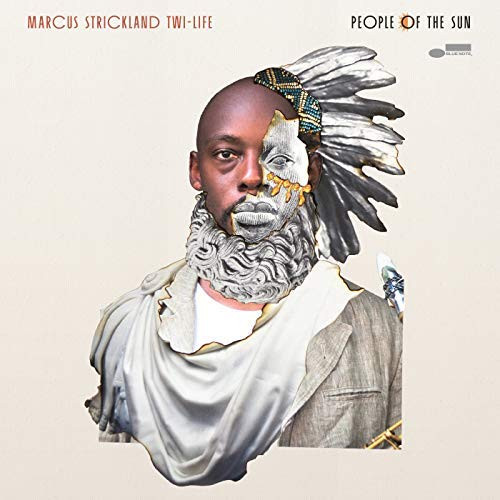 vinyl LP MARCUS STRICKLAND'S TWI-LIPeople Of The Sun