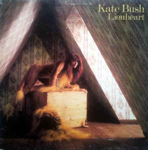 vinyl LP KATE BUSH Lionheart