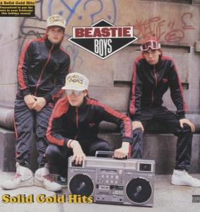 vinyl 2LP BEASTIE BOYS Solid Gold Hits (limited edition )