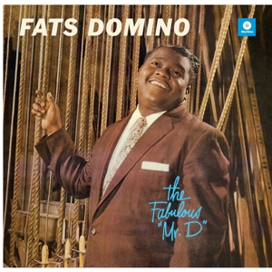 vinyl LP FATS DOMINO Fabulous Mr. D