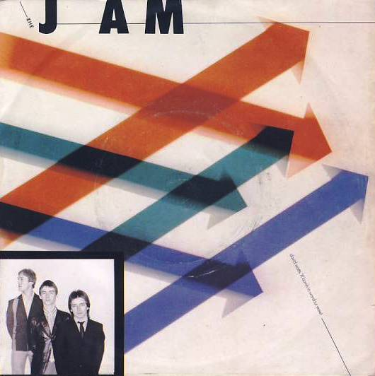 "vinyl 7""SP THE JAM – David Wats"
