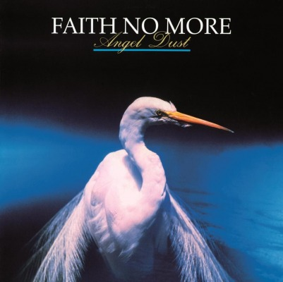 vinyl 2LP FAITH NO MORE Angel Dust