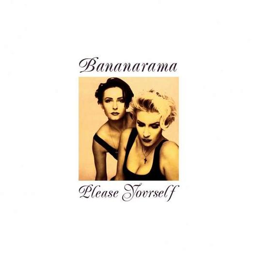vinyl LP BANANARAMA Please Yourself