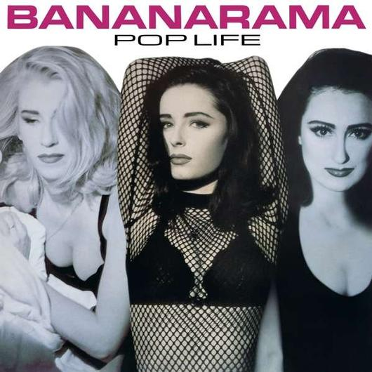 vinyl LP BANANARAMA Pop Life