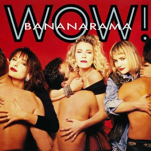 vinyl LP BANANARAMA Wow