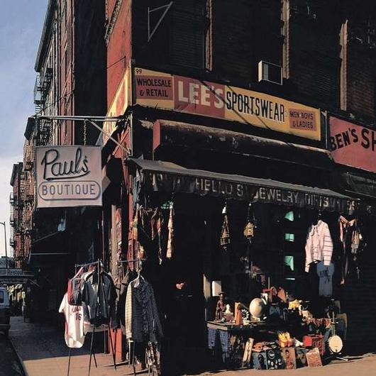 vinyl LP BEASTIE BOYS Paul´s Boutique