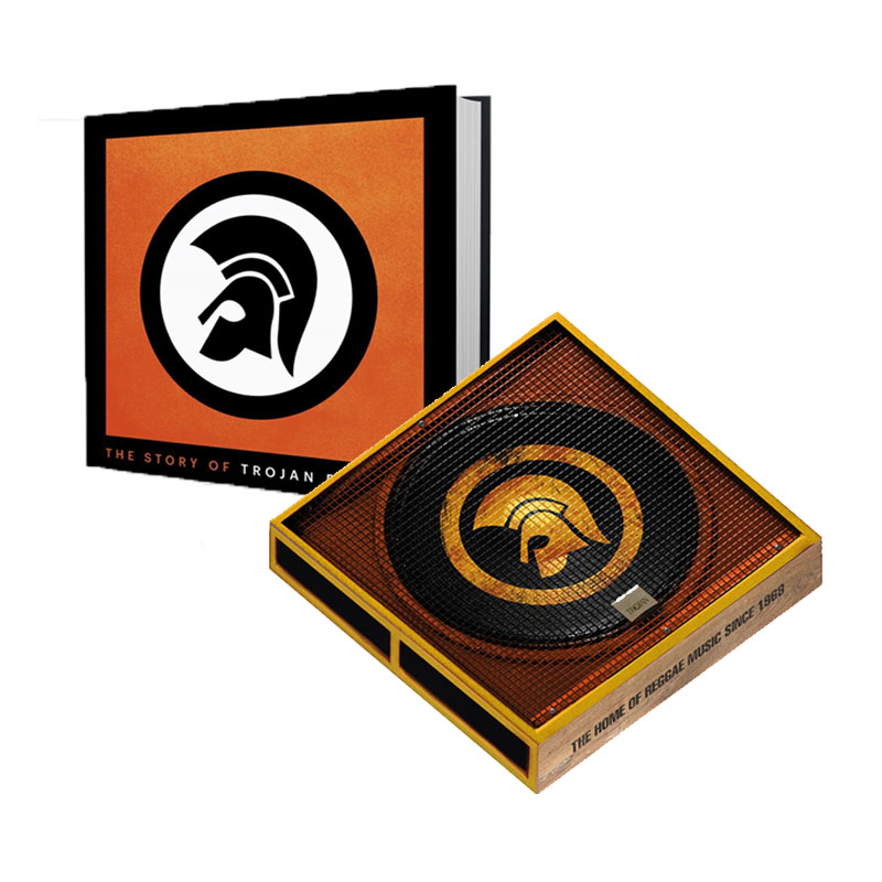 vinyl LP 50th Anniversary of Trojan Records