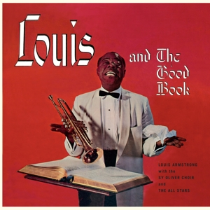 vinyl LP LOUIS ARMSTRONG Louis and the Good Book