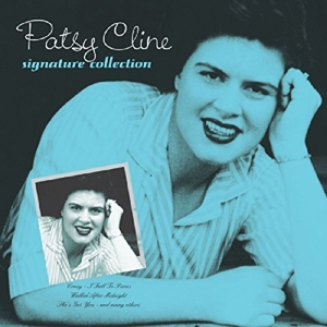 vinyl LP PATSY CLINE Signature Collection