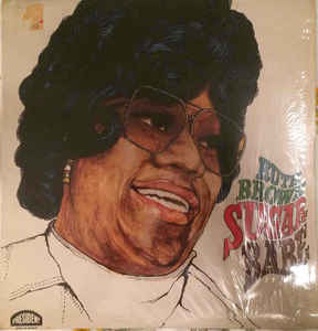 vinyl LP RUTH BROWN Sugar Babe