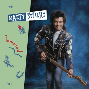 vinyl LP MARTY STUART Tempted