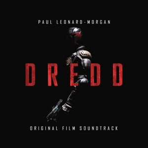 vinyl 2LP DREDD (soundtrack)