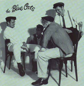 vinyl LP BLUE CATS The Blue Cats