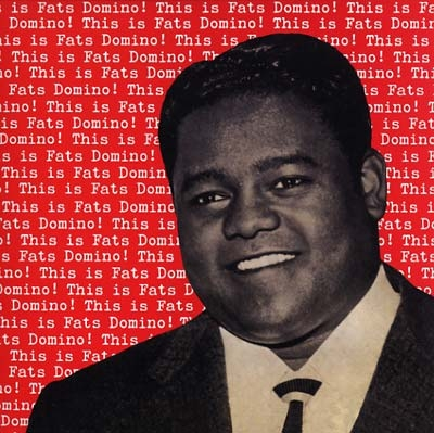 vinyl LP FATS DOMINO This is Fats Domino