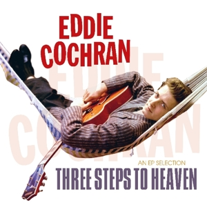 vinyl LP EDDIE COCHRAN Three Steps To Heaven