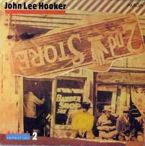 vinyl LP JOHN LEE HOOKER Blues Collection 2