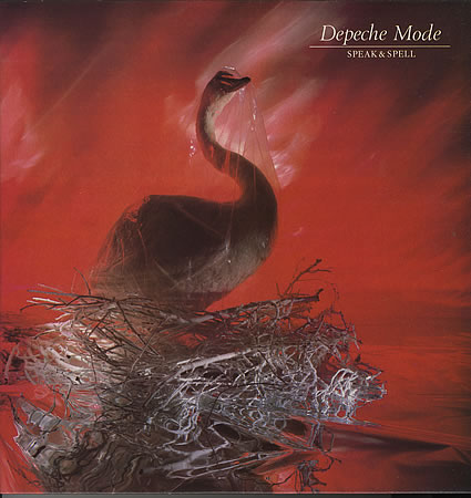vinyl LP DEPECHE MODE Speak and Spell
