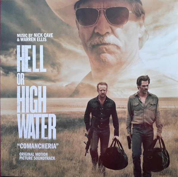 vinyl LP NICK CAVE & WARREN ELLIS  Hell Or High Water