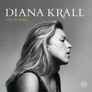 vinyl 2LP DIANA KRALL Live In Paris