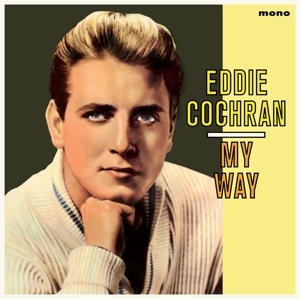 vinyl LP EDDIE COCHRAN My Way
