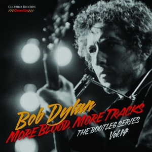 vinyl 2LP BOB DYLAN Bootleg Series 14: More Blood, More Tracks