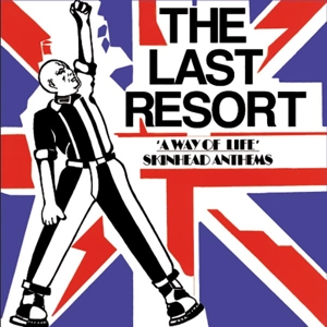 vinyl LP LAST RESORT Way of Life: Skinhead Anthems