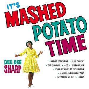 vinyl LP DEE DEE SHARP It's Mashed Potato Time