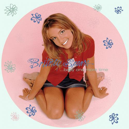 vinyl LP BRITNEY SPEARS Baby One More Time (picture disc)