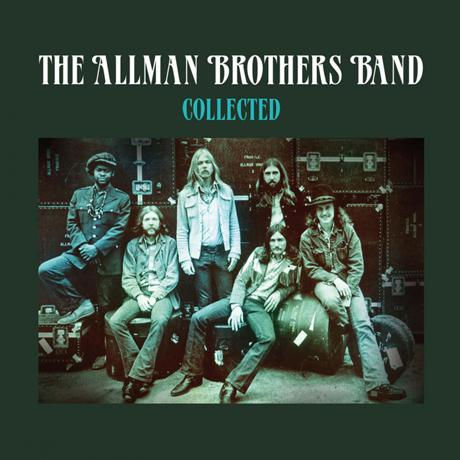 vinyl 2LP ALLMAN BROTHERS BAND Collected