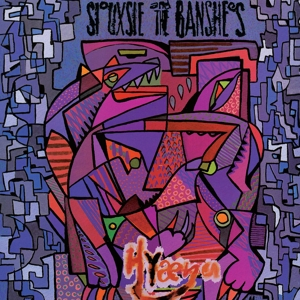 vinyl LP SIOUXSIE and THE BANSHEES Hyaena