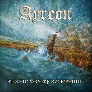 vinylova 2LP AYREON Theory Of Everything