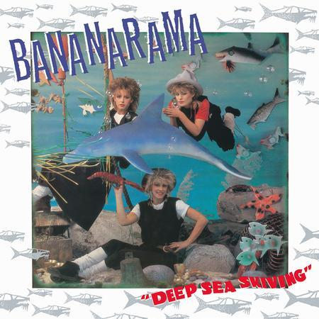vinyl LP BANANARAMA Deep Sea Skidiving
