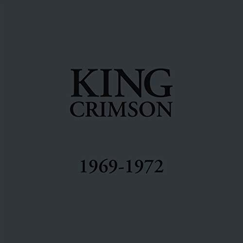 vinyl LP KING CRIMSON 1969-1972 (box)