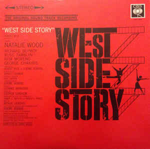 vinyl LP WEST SIDE STORY (OST)