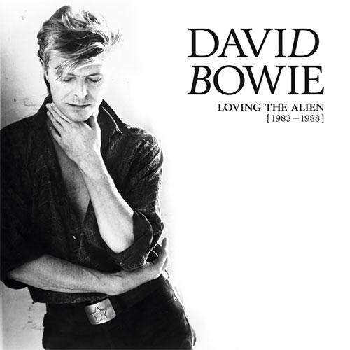 vinyl BOXSET BOWIE, DAVID LOVING THE ALIEN (1983 - 1988)