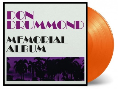 vinyl LP DON DRUMMOND Memorial Album