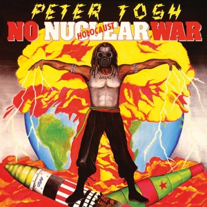 vinyl LP PETER TOSH No Nuclear War
