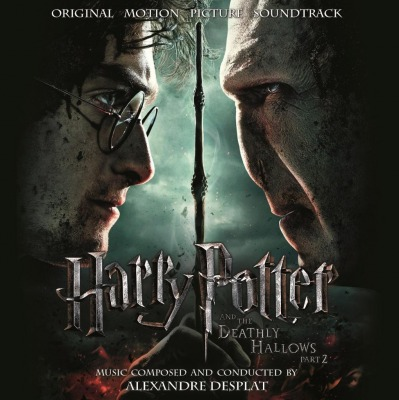 vinyl 2LP HARRY POTTER & THE DEATHLY HALLOWS PT.2 (soundtrack)