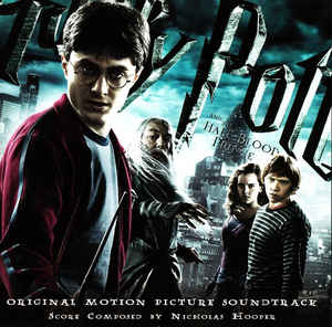 vinyl 2LP Harry Potter & the Half-Blood Prince (soundtrack)